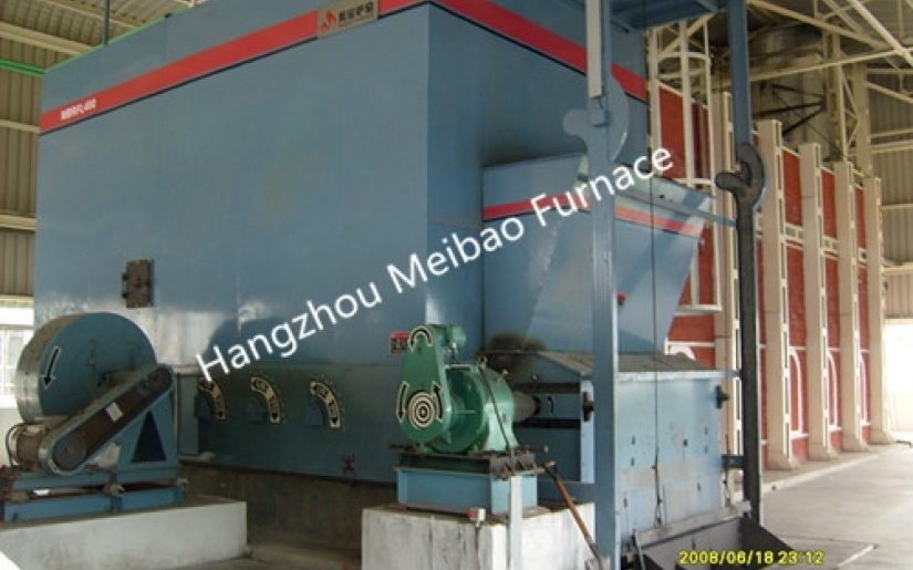 Direct Coal fired Hot Air furnace